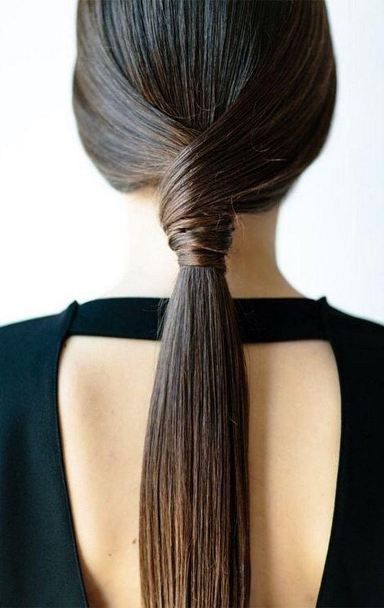 70 formas de c mo hacer semirecogidos f cilmente una misma - Peinados para hacerse una misma ...