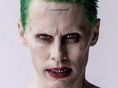Disfraz del Joker en Escuadrón Suicida