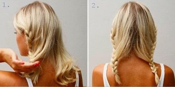Peinados recogidos con trenzas paso a paso - Peinados recogidos con trenzas ...
