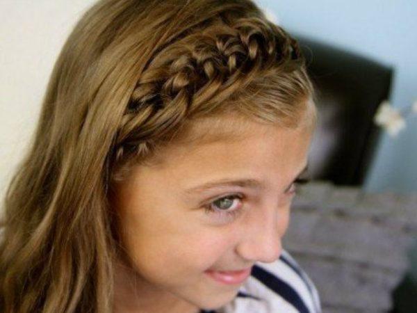 Los Mejores Peinados Para Nina Primavera Verano 2019 Modaellas Com
