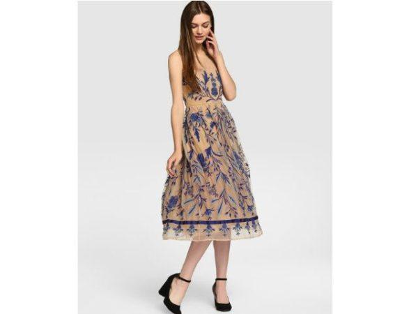 vestido-el-corte-ingles-otono-invierno-2017-beige-y-azul