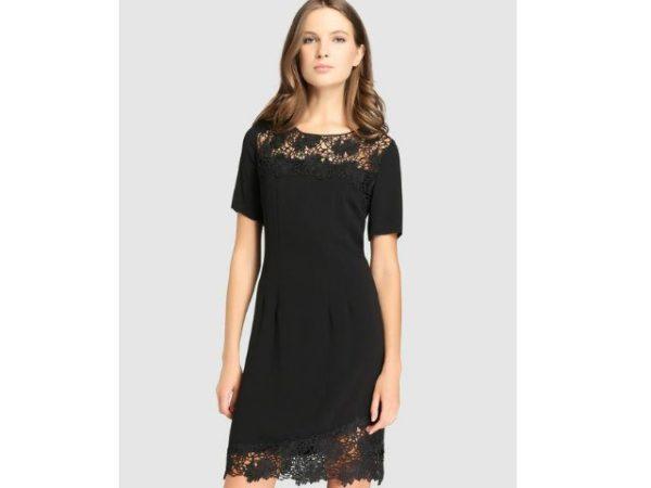 vestido-el-corte-ingles-otono-invierno-2017-negro-encaje