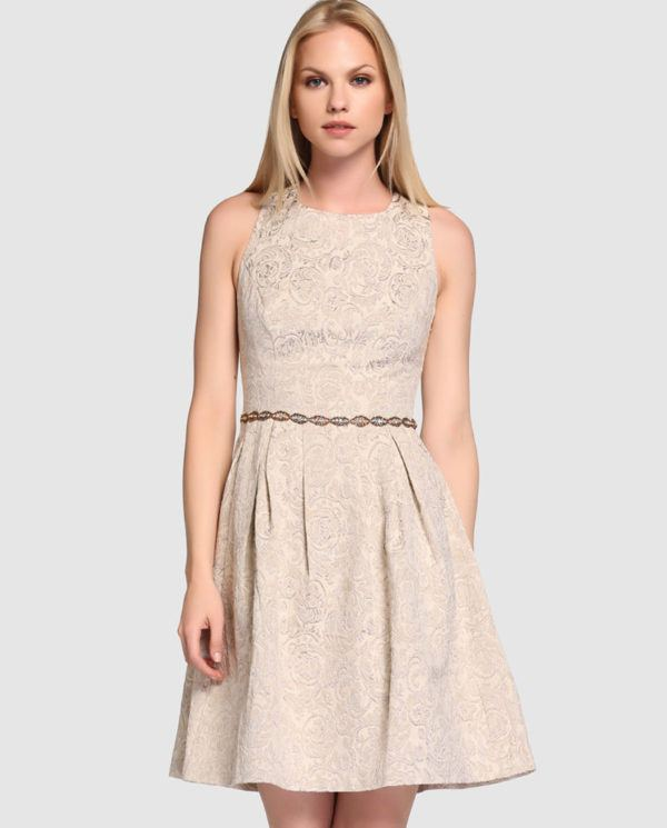 vestidos-de-comunion-para-madres-beige-rene-derhy