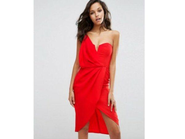 vestidos-de-fiesta-rojo-otono-invierno-2017-asimetrico