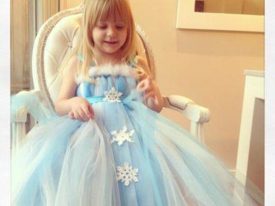 Disfraz Elsa Frozen para niña Halloween 2017