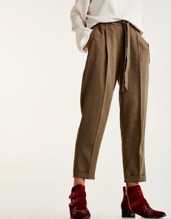 Catálogo Pull and Bear, prendas, ropa para mujer, chica