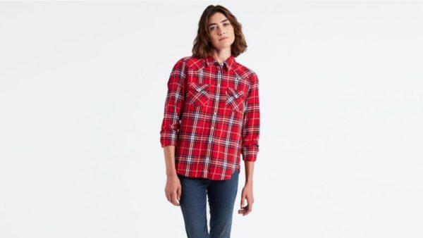 01e26a389e Camisas de mujer  tendencias esta Primavera Verano 2019 - ModaEllas.com