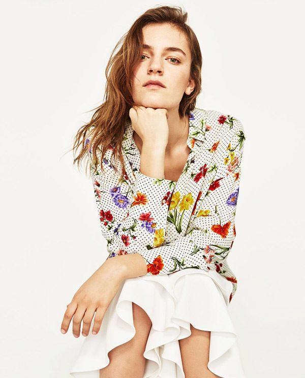 Pantalones de cuadros de Zara Otoño Invierno – Los cuadros nunca pasan de moda, son un clásico que sigue enamorado en la actualidad a las féminas.