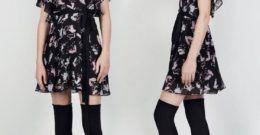 Los vestidos de fiesta ZARA para Otoño Invierno 2017 – 2018