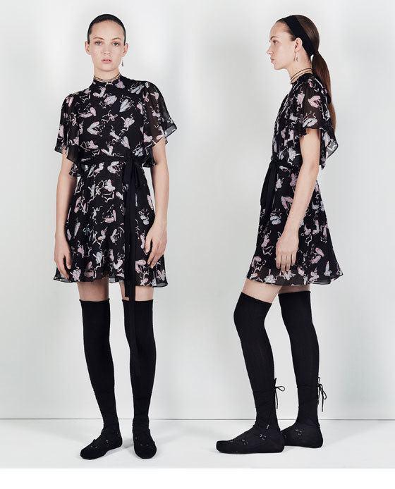 Los vestidos mas bonitos de zara