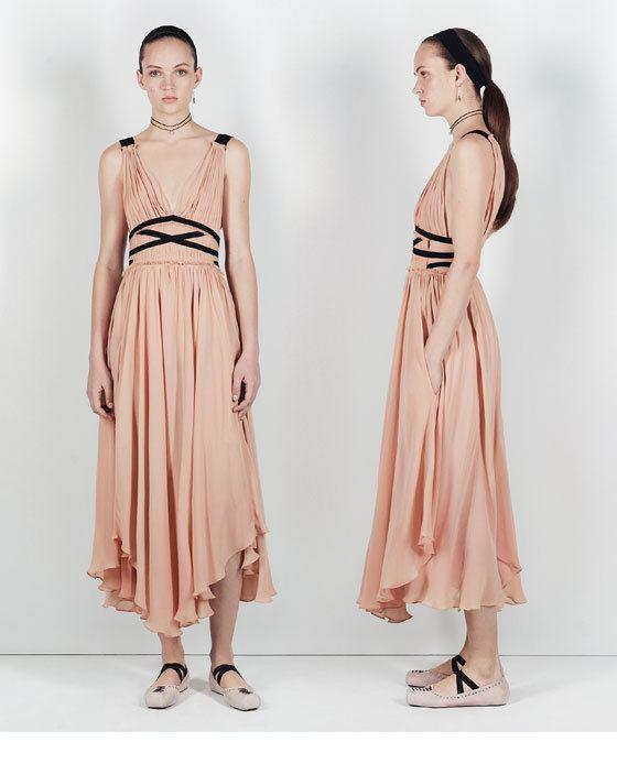 Toreras para vestidos de fiesta zara