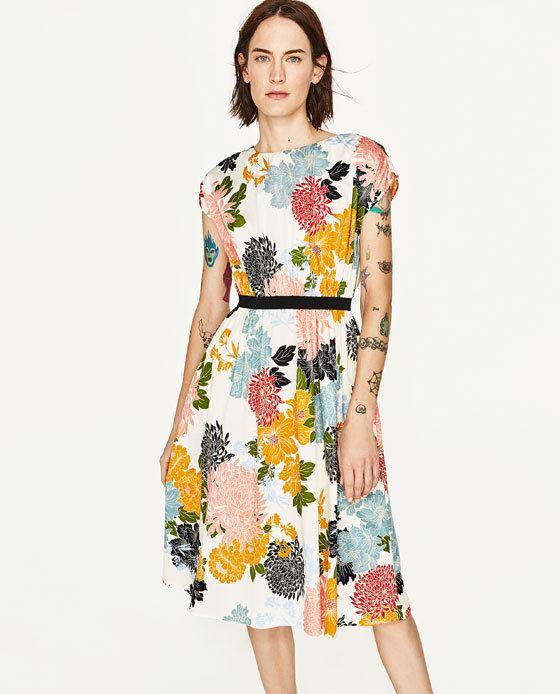 Vestidos primavera verano zara