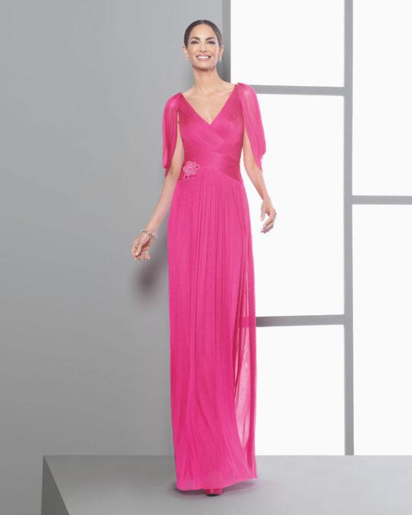 Vestidos de fiesta Rosa Clará Primavera Verano 2018 - ModaEllas.com