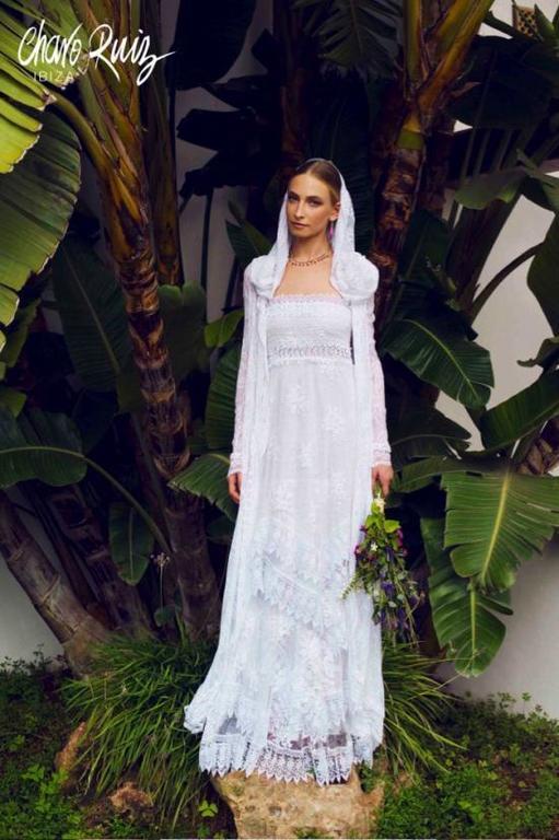 Vestidos de novia sencillos el corte ingles