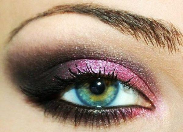 Makeup-for-san-valentin-2016-eyes-smoked