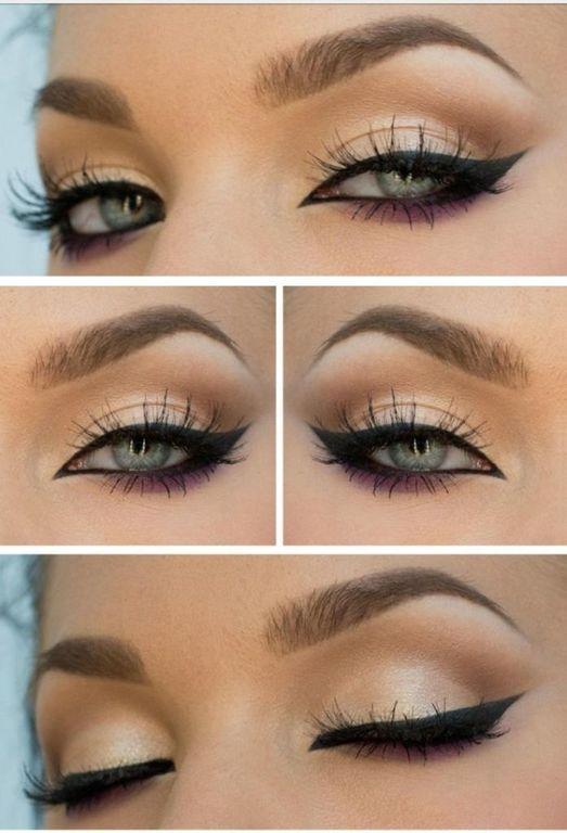 Makeup-for-san-valentin-2016-eyes-natural