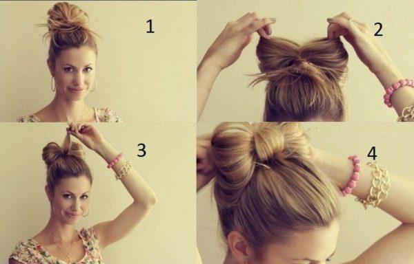 Hairstyles-for-san-valentin-step-by-step