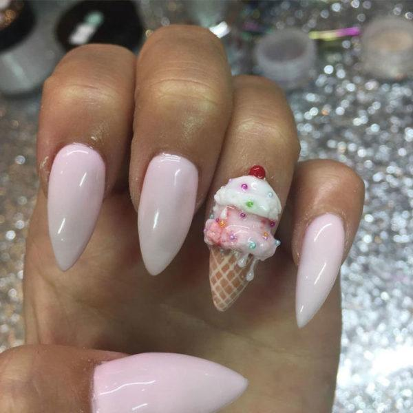 Tip Nails 2018 Or Stiletto