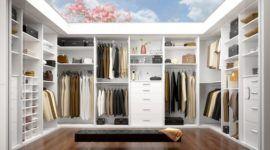 ¿Te gustaría tener tu propio vestidor en casa?
