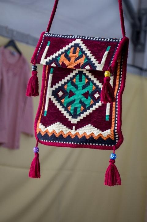 Bolso trapillo modelos tribal