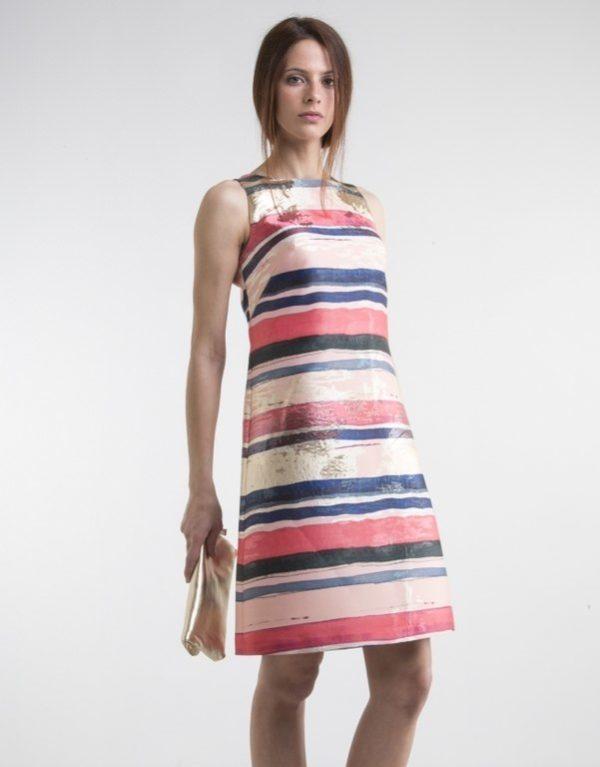 Patrones de vestidos | Vestidos largos, de encaje, de punto, a rayas ...