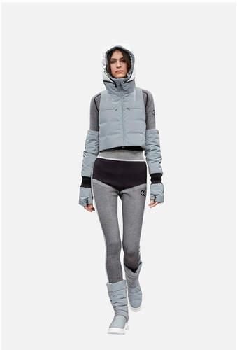 Catálogo Chanel, complementos, prendas, otoño-invierno 2017/2018 ropa para mujer, chica