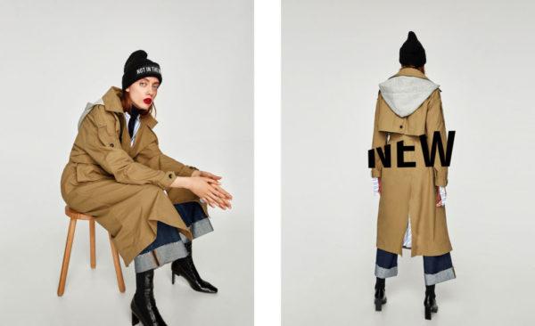 Catálogo Zara prendas, ropa para mujer, chica, low cost