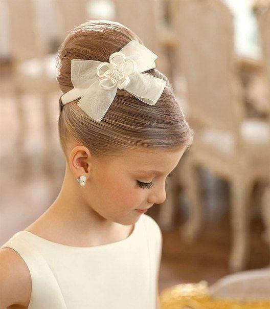 Peinados modernos para comunion