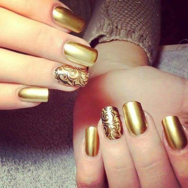 Fotos de uñas acrílicas 2018 - ModaEllas.com