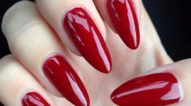 Fotos de uñas acrílicas 2018 – 2019: diseños e ideas de uñas decoradas