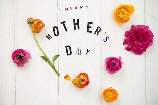 Tarjetas decorativas por el Día de la Madre