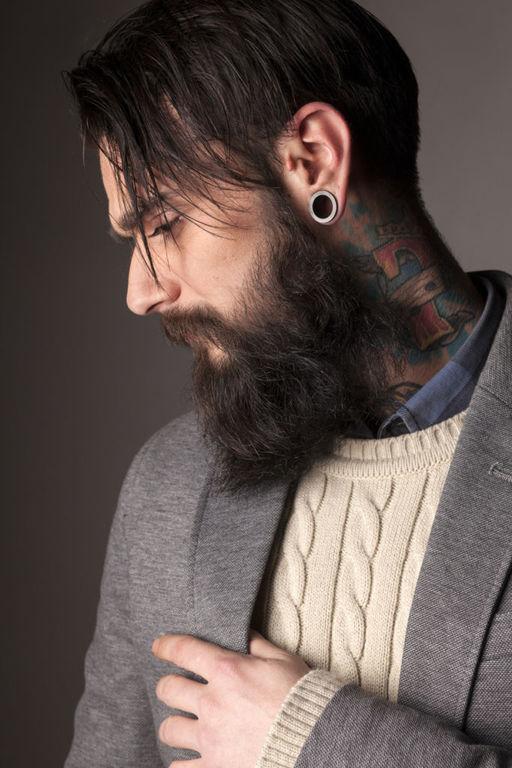 Los mejores disenos de tatuajes en el cuello obra de arte
