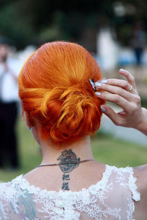 Los mejores disenos de tatuajes en el cuello parte de la nuca