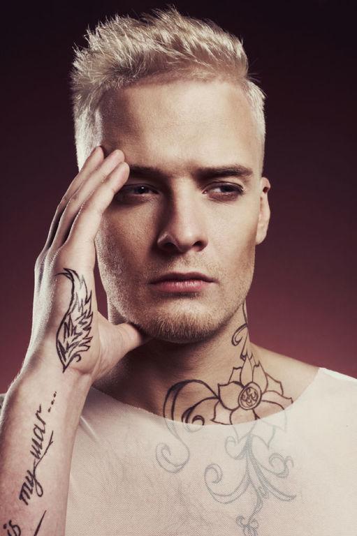 Los mejores disenos de tatuajes en el cuello tatuajes del cuello mas grandes