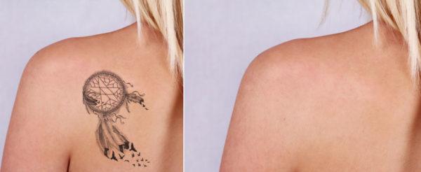 Tatuajes de atrapasuenos pequenos hombro