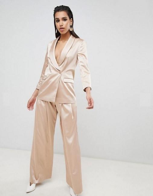 Trajes sastre para mujer 2019