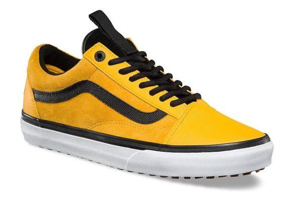 Vans Iso amarillo