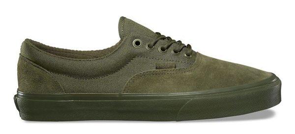 zapatillas verdes vans
