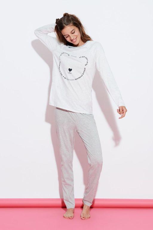Catálogo Tezenis, lencería, ropa interior, pijamas, chica, mujer