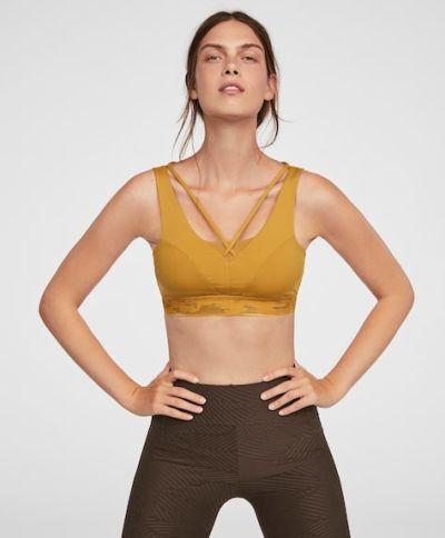 catalogo-oysho-para-mujer-sujetador-relleno-amarillo