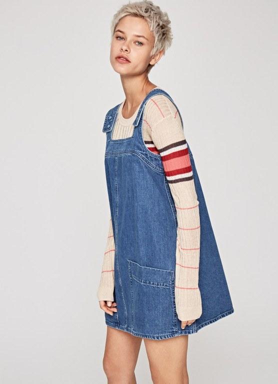 catalogo-pepe-jeans-vestido-denim-babydoll