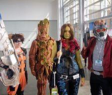 Cómo disfrazarse de Guardianes de la Galaxia para Halloween 2017