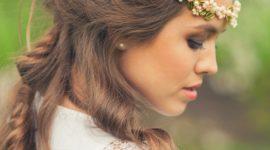 Más de 100 fotos con ideas de peinados de novia Primavera Verano 2019