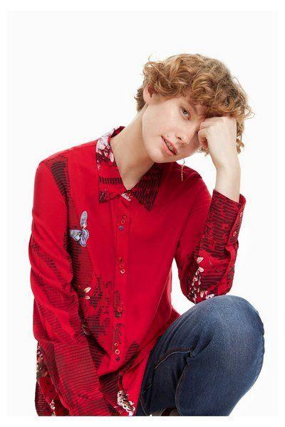 catalogo-desigual-para-mujer-camisa-fragancy