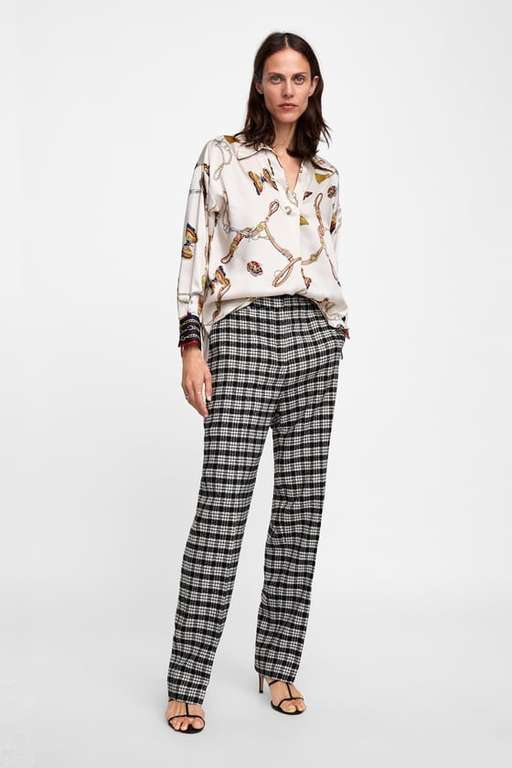 Pantalones zara mujer 2019
