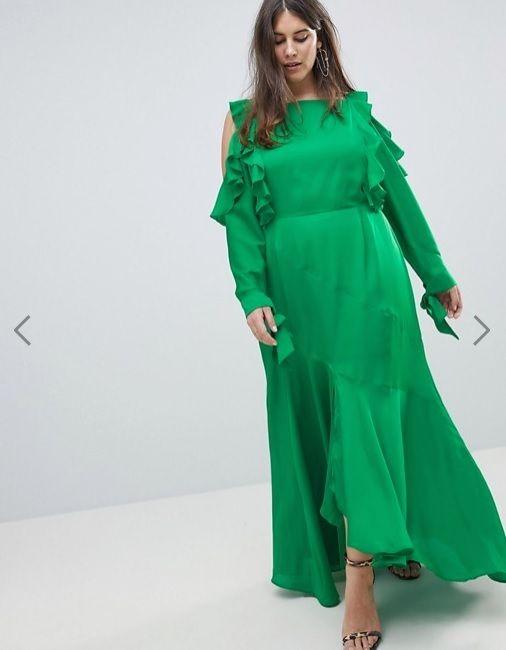 Modelos de vestidos largos sueltos