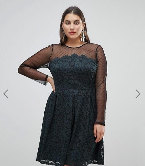 Vestidos para gorditas moda 2019