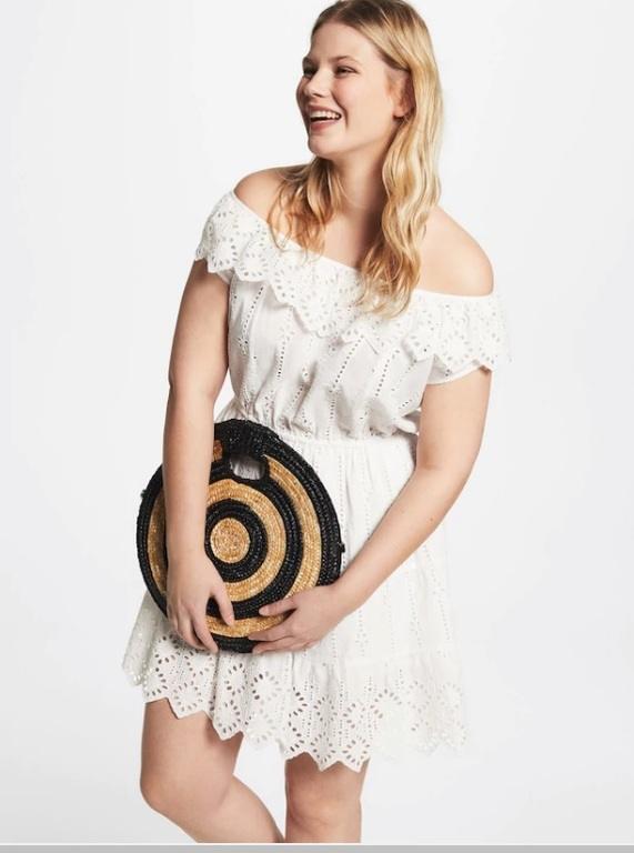 Modelos de vestidos blancos para dama