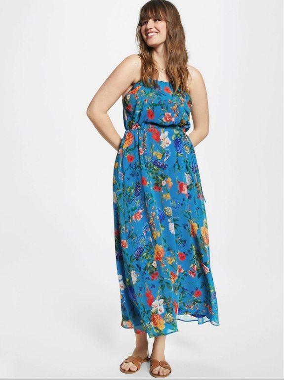 5ea952a7fd Un bonito vestido con estampado floral que es perfecto para todo tipo de  ocasiones en esta nueva temporada.