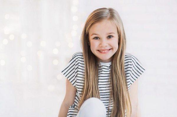 Foto peinados niña